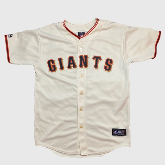 Majestic Other - Authentic San Francisco Giants Aaron Rowan Jersey